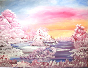 A Winter Love: Stage I (Good for Private Party)
