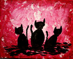 Cat World Red: Stage I
