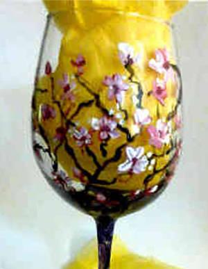Cherry Blossom Vines: Stage I
