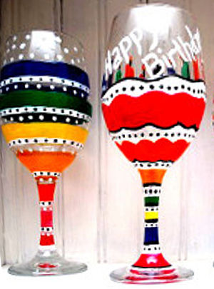 Party Glasses 1: Stage I