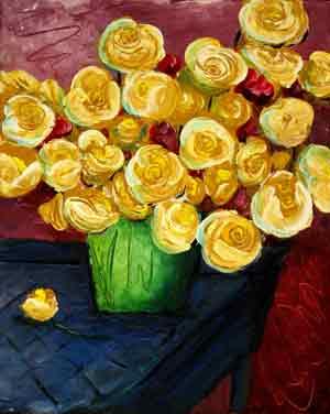 Roses a Plenty: Stage I