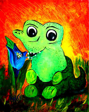 Augie the Alligator: Stage I