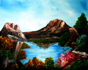 Meditation Mountain Cove: Stage III