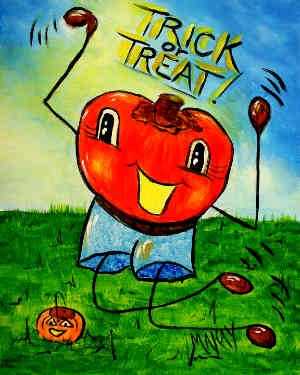 Petula Pumpkin: Stage I