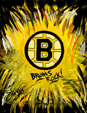 Bruins Rock!: Stage II