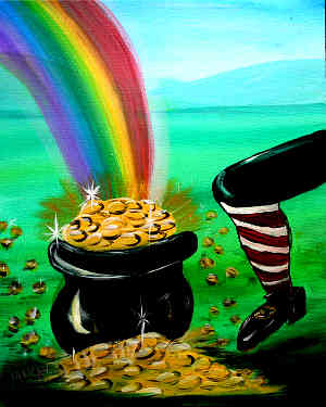 Pot O' Gold: Stage II
