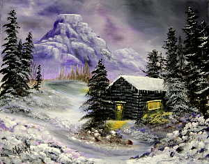 A Warm Cabin on a Cold Winter's Night: Stage III