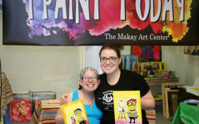 Disney Themed Kids Saturday Drawing/ Painting Classes