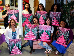 SUMMER RATE SPECIAL Painting Classes $18.80 per class!