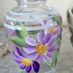 Paint Summer Daisies on a Vase