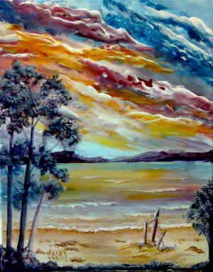 Rainbow Seascape: Stage III (Workshop or Course)