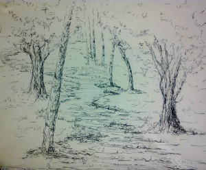 original composition for creating a painting in Chelmsford MA