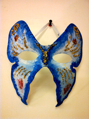 Butterfly Mask: Stage I